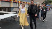 Grease, 40 ans plus tard: Olivia Newton-John et John Travolta réendossent leurs costumes de Danny et Sandy