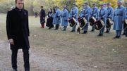 14-18: Emmanuel Macron a honoré les Poilus en Lorraine