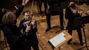 Concert: Renaud Capuçon et le Brussels Philharmonic ont ouvert le Festival Musiq3