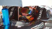 Vandoorne au volant de la McLaren fin janvier au Castellet