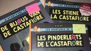 """La star des dialectes, c'est le picard et les 80.000 exemplaires des """"Pinderleots de l'castafiore""""."""