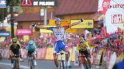 Preidler remporte la sixième étape en Pologne, Teuns cinquième