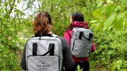 """Des sacs à dos """"apéro"""" pour découvrir le Pays de Bastogne"""