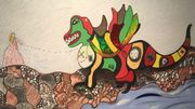 Le point commun entre Mons et Niki de Saint Phalle ? Une fascination pour le dragon.