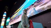 Times Square inaugure le plus grand écran numérique du monde