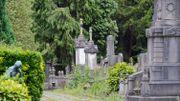 La restauration des galeries funéraires du cimetière de Laeken bientôt achevée