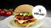 Recette : le burger de potimarron d'Un Gars, un Chef !