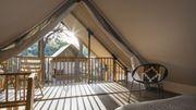 Nouveau camping de l'hôtel Falkensteiner de Zadar.