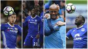 Kompany, Hazard, Alderweireld, Batshuayi et Lukaku buteurs, 2 assists pour De Bruyne