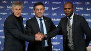 Abidal quitte le FC Barcelone