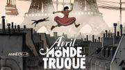 """L'univers de Tardi s'anime dans """"Avril et le monde truqué"""""""