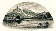 Voyages d'îles en îles, jusqu'à la mystérieuse Nonnenwerth où Liszt se retirait pour composer