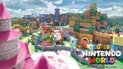 L'ouverture de Super Nintendo World est une fois de plus repoussée