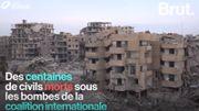 """""""C'est une ville en ruines""""… Amnesty International pointe l'ampleur des pertes civiles à Raqqa"""