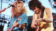 Sammy Hagar et Eddie Van Halen s'étaient réconciliés
