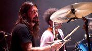 Dave Grohl et les jeunes groupes