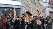 La mobilisation des jeunes pour le climat