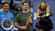 Murray, Nadal et Serena Williams attendus à l'Open d'Australie