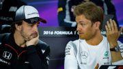 Nico Rosberg aurait préféré être remplacé par Fernando Alonso