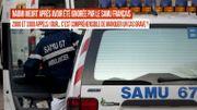 """Sabine : """" Si c'est nécessaire, il faut envoyer 2000 à 3000 ambulances ! """""""