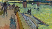 Un paysage rare de Van Gogh à nouveau aux enchères