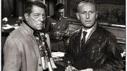 Jean Gabin et Bourvil dans La Traversée de Paris