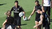 Eden Hazard, blessé à la cuisse, absent pour le premier match du Real en Liga