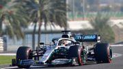 Hamilton en pole devant Bottas et Verstappen à Abou Dhabi