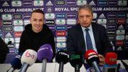 """Van Holsbeeck avant le choc: """"Le Standard va jouer sa dernière carte pour les PO1"""""""