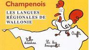 """"""" L'histoire des langues régionales de Wallonie""""."""