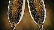 Une histoire de bouchon de champagne par Fabrizio Bucella