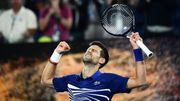 Djokovic écarte Medvedev pour avoir le droit de rencontrer Nishikori en quarts