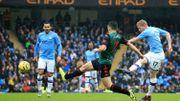 La Premier League transforme le centre victorieux de KDB en ... assist