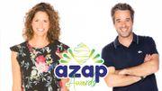 Sara et Adrien récompensés aux AZAP Awards