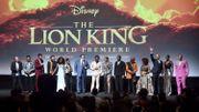"""""""Le Roi Lion"""" règne en maître du box-office cette semaine"""