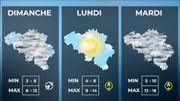 Météo du week-end : brouillard, temps sec et souvent gris