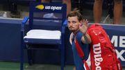 Novak Djokovic remonte sur le podium de l'ATP, David Goffin sort du top 10