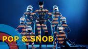 Danseuse bionique et les bientôt 70 ans du Crazy Horse dans Pop & Snob