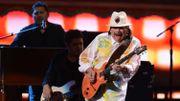 Premier album de Santana, dans sa formation originale, depuis 45 ans