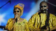 Amadou & Mariam et George Clinton à Couleur Café