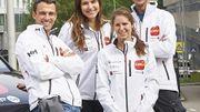 Delphine Simon, Tanguy Dumortier & Co se préparent pour le défi #FastnetCAP48 !