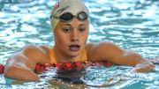 Valentine Dumont bat le vieux record de Belgique du 400 m nage libre dames