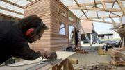 """Les """"tiny houses"""", des mini-maisons écolo pour une maxi-liberté"""