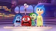 """""""Vice-Versa"""" et """"Hôtel Transylvanie 2"""" en lice pour l'Oscar du film d'animation"""