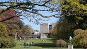 Un joli but de promenade au parc prestigieux, reconnu patrimoine exceptionnel de Wallonie, à Mariemont
