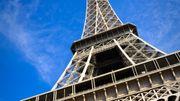 La Tour Eiffel lance son compte Twitter