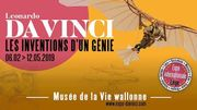 """""""Léonard de Vinci, les inventions d'un génie"""", une exposition en l'honneur du grand inventeur italien"""