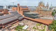 La British Library de Londres va être largement agrandie