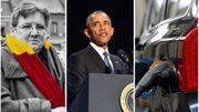 """""""Noir Jaune Blues"""", Le Vif, la fin de mandat d'Obama et les voitures hybrides dans la Semaine Viva"""