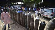 Coronavirus : L'Inde submergée par la pandémie